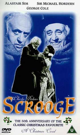 Scrooge:50th Anniversary Edition DVD